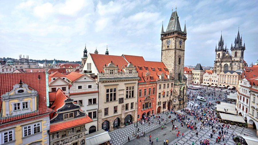 Old Town Hall, Prague
