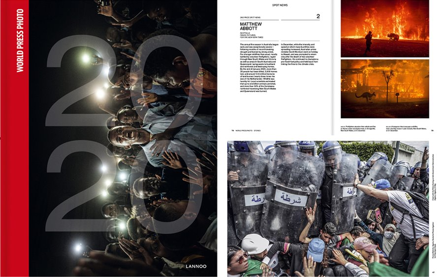World Press Photo Yearbook 2020