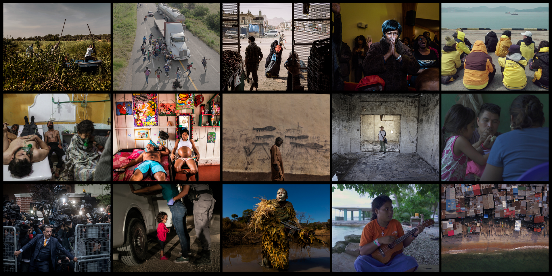 Meet the 2019 World Press Photo Contests Nominees | World