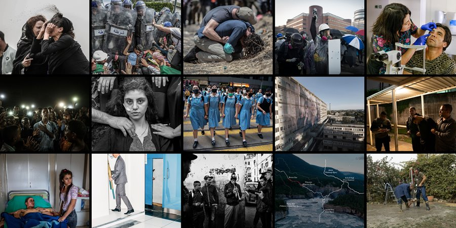 Meet the 2020 World Press Photo Contest nominees